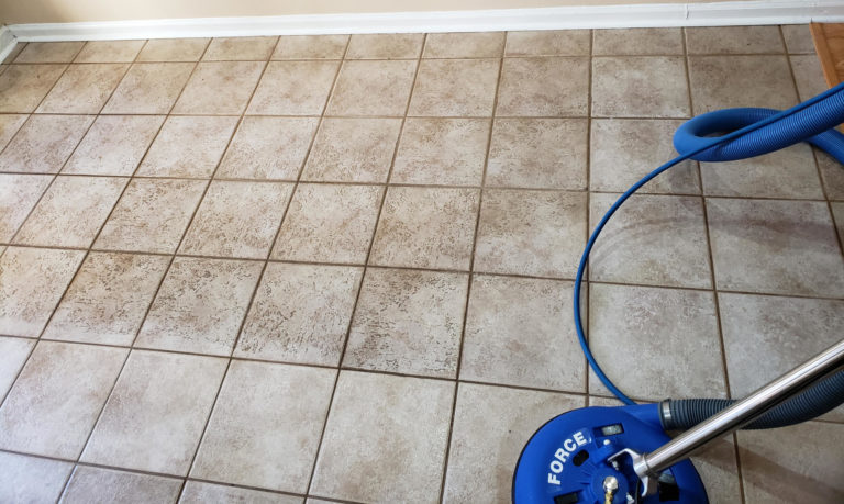 Don't skip on Tile & Grout Cleaning!
